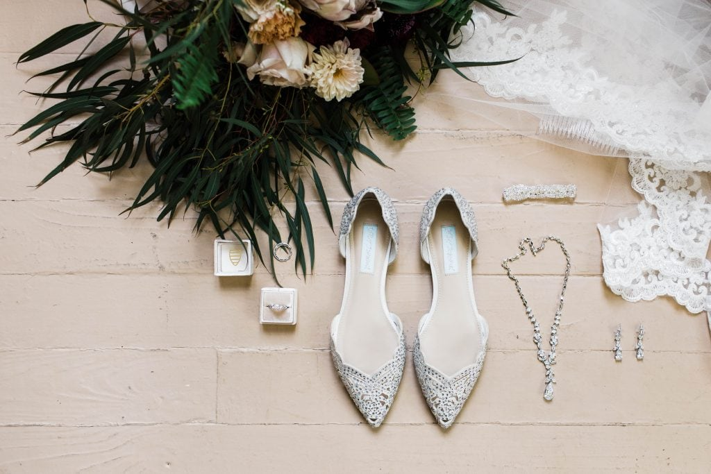 best shoes for elopements and adventurous weddings example 1