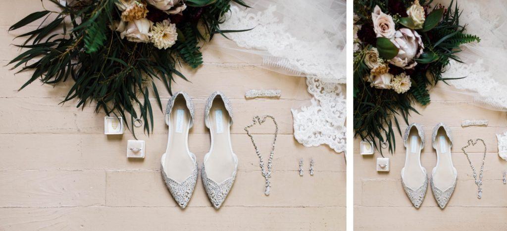 Dunaway Gardens wedding details