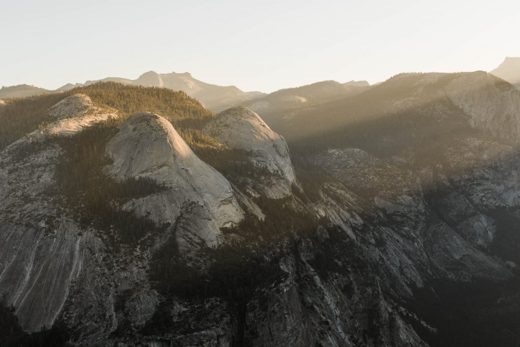 best places to elope in California | Sierra Nevada mountain elopement location