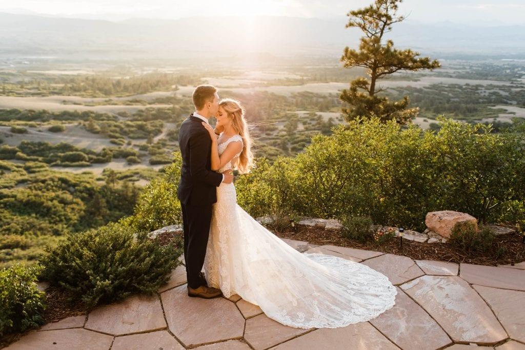 romantic elopement locations | Colorado Springs USA elopement