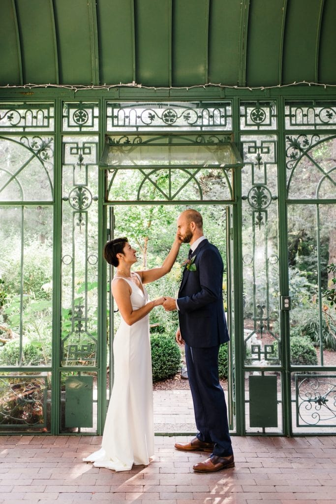 Denver Botanic Gardens wedding venue