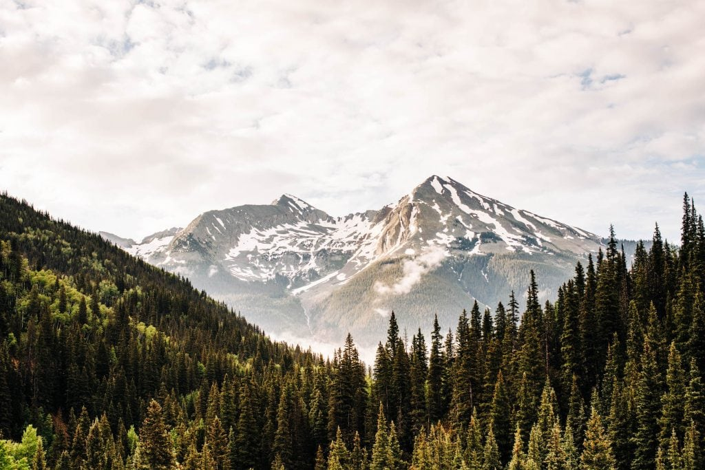 landscape photography for sale | print of the mountains near Silverton, Colorado