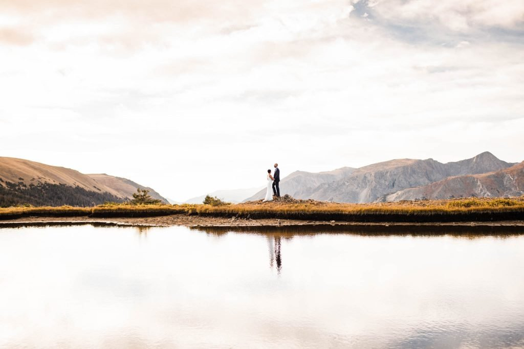 affordable small wedding venues in Colorado | CO National Parks RMNP