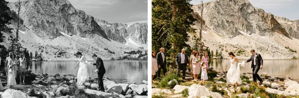 Wyoming wedding recessional