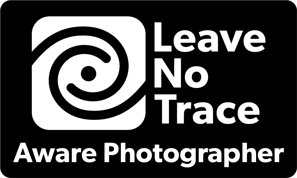 Leave No Trace Aware Photographer badge