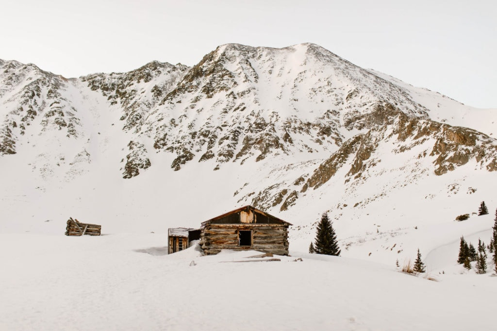best mountain towns in Colorado - Frisco at sunrise